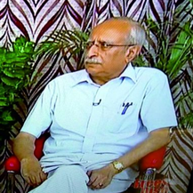 "Interview of Sh. Pradip Burman on topic ""Role of Ayurvet in Livestock"""