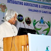 Kalam Hopes For Better Foodgrains Output Despite Poor Rains.