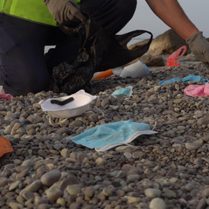 How plastic pollution is getting worse with COVID-19 crisis and what can we do about it?